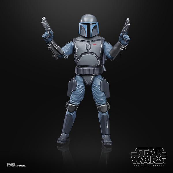 Star Wars: The Clone Wars Siege of Mandalore Gets Black Series Wave