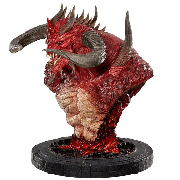 Diablo II Gets a New Devilish Bust from Blizzard Entertainment