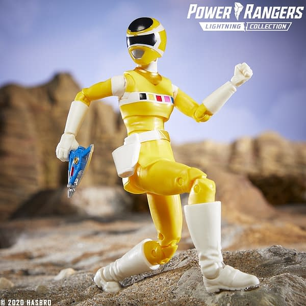 New Power Rangers Lightning Collection Figures Coming from Hasbro