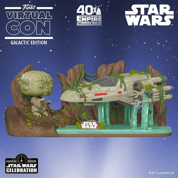 New Star Wars Funko Pops Include Ralph McQuarrie Concept Designs
