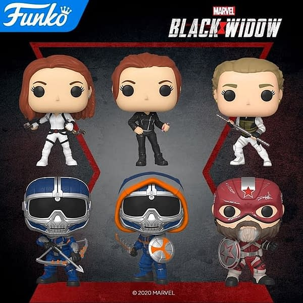 Black Widow: Collectibles to Get you Hyped for the Movie