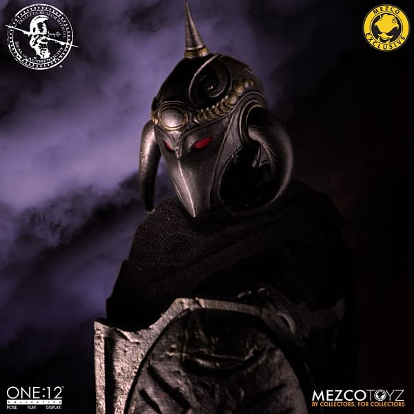 Death dealer mezco toyz one 12