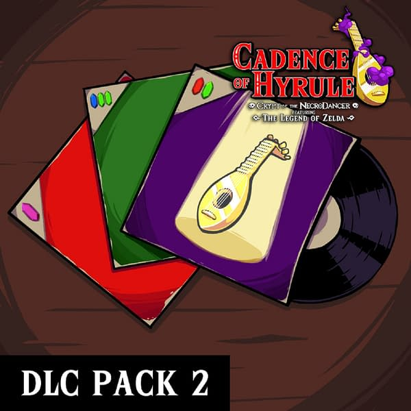 Look at the lovely artwork for this second DLC pack, courtesy of Nintendo.