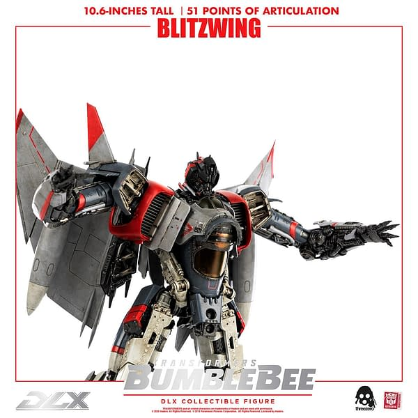 Transformers Blitzwing is Back with New Pre-Orders from EE