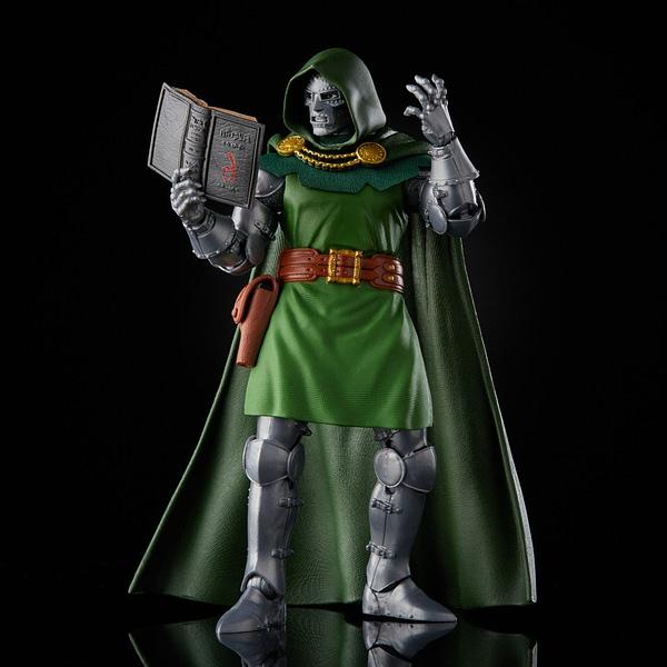 Doctor Doom Gets New Retro Marvel Legends Figure from Hasbro