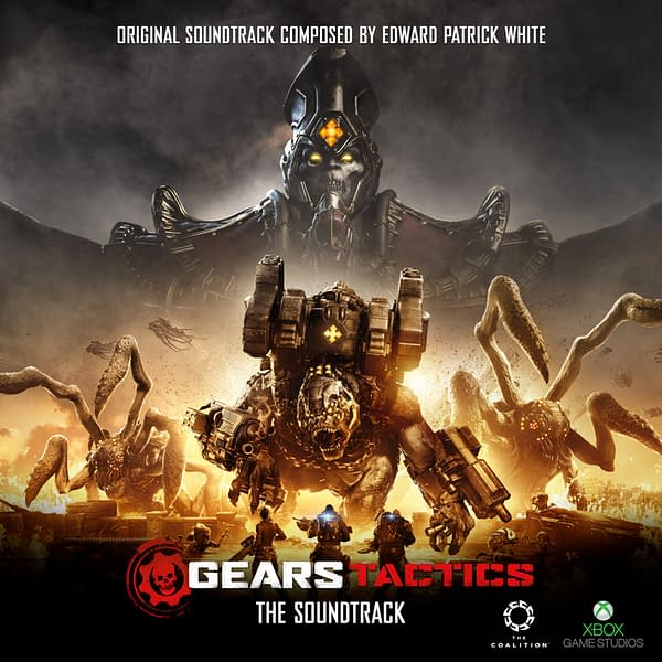 The Gears Tactics soundtrack, courtesy of The Coalition.