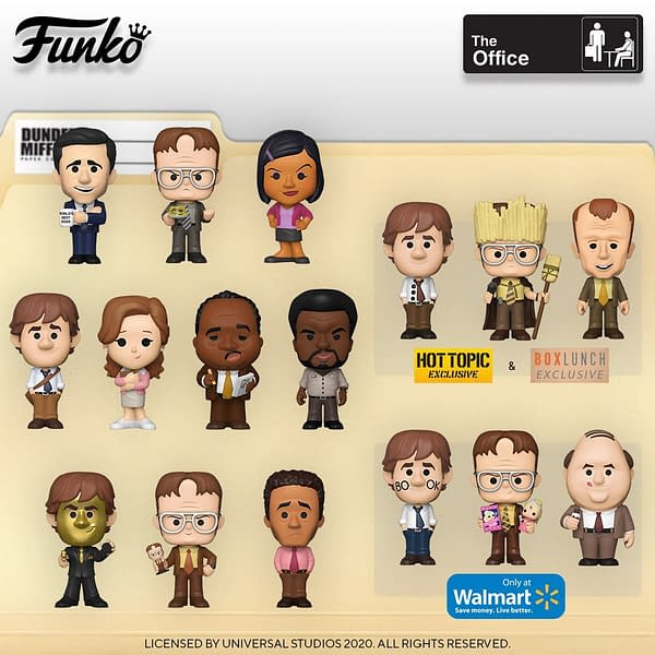 The Office is Getting a New Wave of Funko Pops with Exclusives