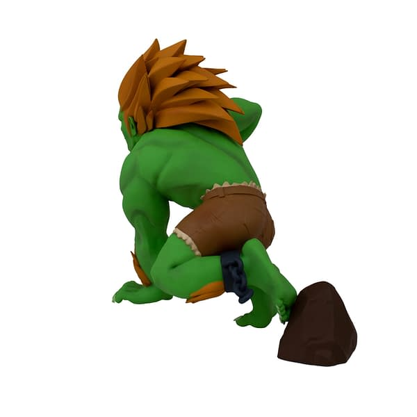 Street Fighter Blanka is Unleashed with Icon Heroes