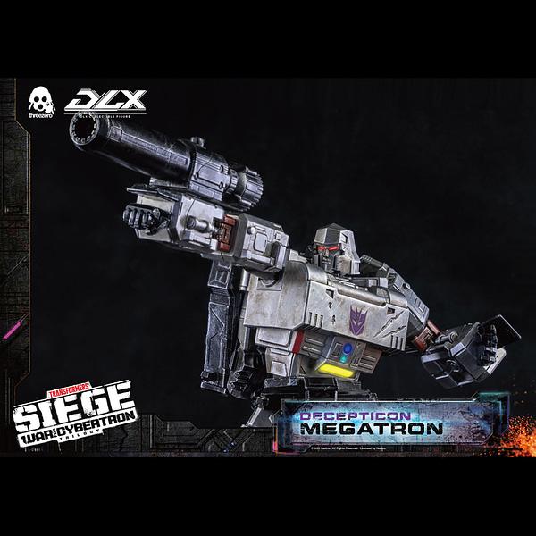 Transformers Megatron Arrives with Hasbro and Threezero