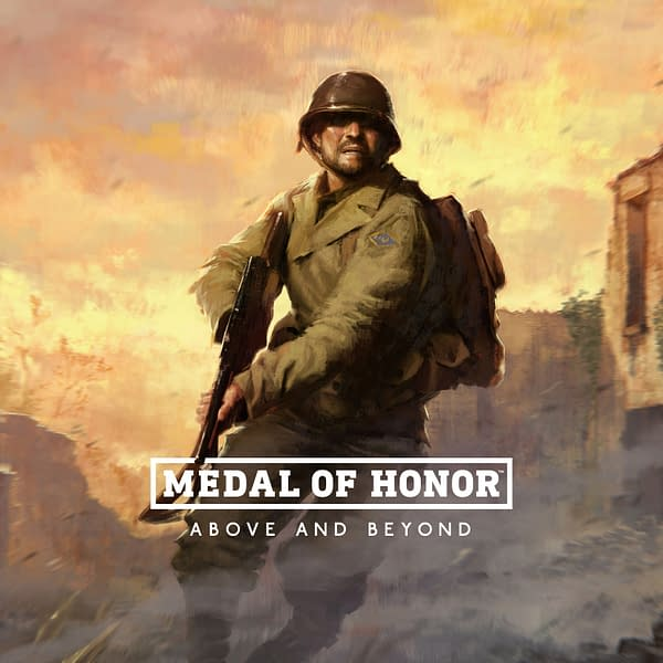 A look at the art for Medal Of Honor: Above And Beyond, courtesy of Respawn Entertainment.