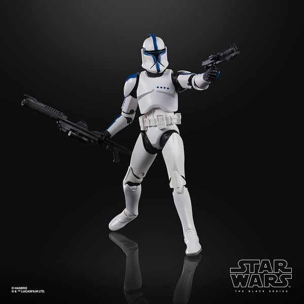 New Excluisve Star Wars Black Series Figures Announced by Hasbro