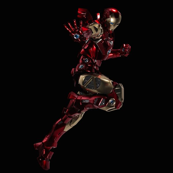 Iron Man Launches Sentinels Newest Marvel Figures: Fighting Armor