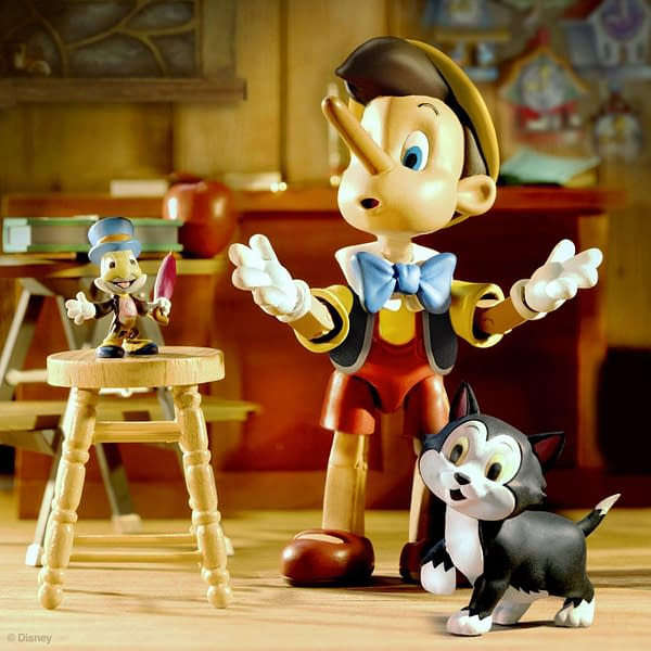 Super7 Announces New Line Of Disney Character Ultimates Figures