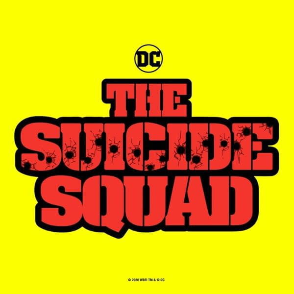 James Gunn Reveals New Logo For The Suicide Squad For His Birthday