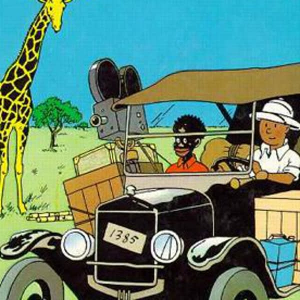 Comics and Complication: Racial Stereotypes and Golden Legacy Comics