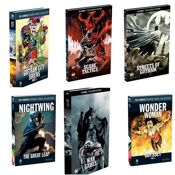 Hero Collector Publishes DC Collections in November 2020 Solicits