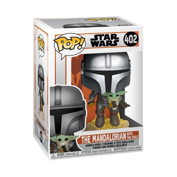 The Mandalorian Gets New Wave of Season 2 Pops from Funko