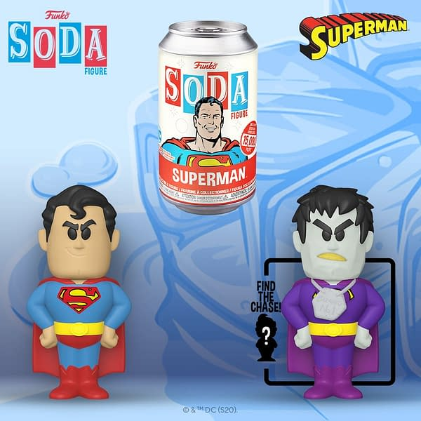 New Funko Soda Reveals - TMNT, Superman, Bob Ross and More.