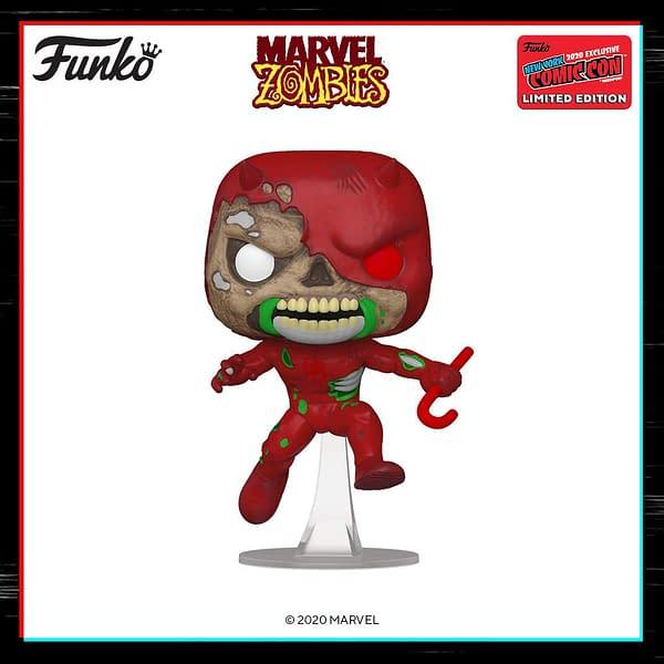 Funko New York Comic Con 2020 Reveals - Marvel Comics