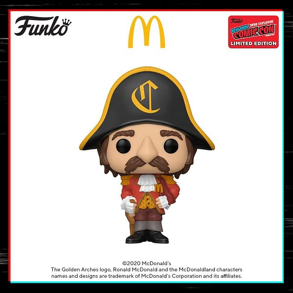 Funko New York Comic Con Reveals - Danny Phantom and McDonald's