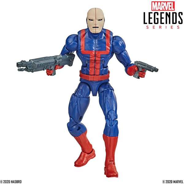 Hellfire Club Guard Gets Army Building Legends Figure from Hasbro