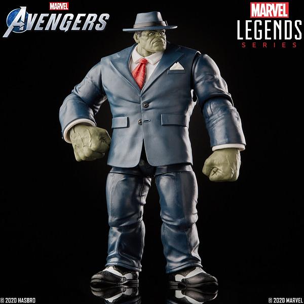 Marvel Legends Avengers Wave 2 Includes Buildable Joe Fixit