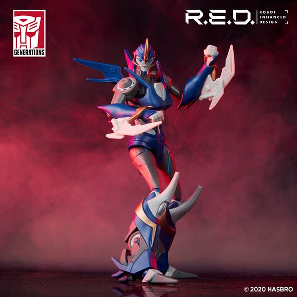 Transformers Arcee and Cheetor Get Exclusive with New R.E.D Figures