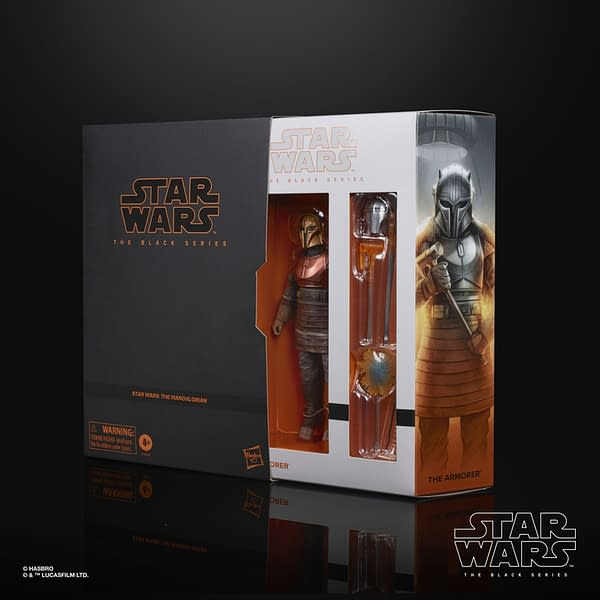 Star Wars Pulse Con 2020 Reveals - The Black Series Deluxe and More