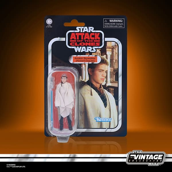 Star Wars Hasbro Pulse Con Reveals - The Vintage Collection