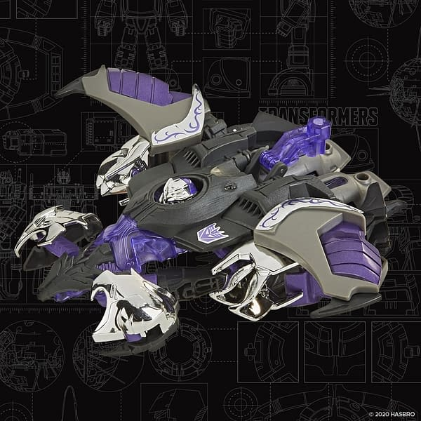Transformers Prime Hades Megatron and More Specialty Packs Coming Soon
