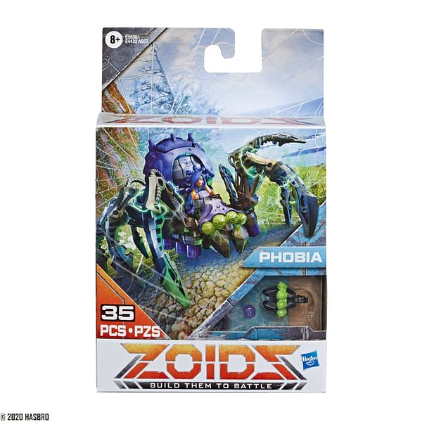 ZOIDS Take the Stage with Full Wave of Reveals at Hasbro Pulse Con 2020