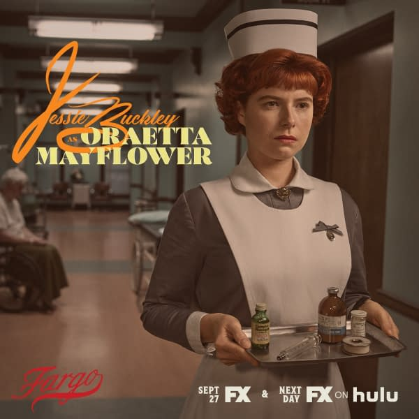 Fargo Installment 4 introduces the cast. (Images: FX Networks)