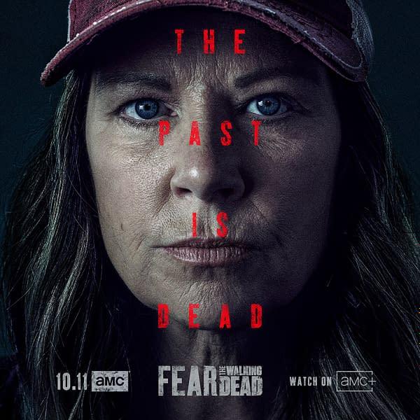 Fear the Walking Dead Season 6: The Past Is Dead, But Sherry's Alive