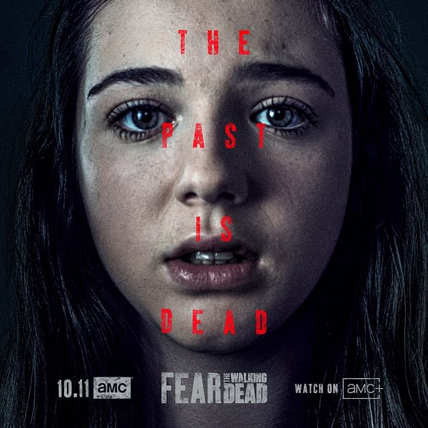 Fear the Walking Dead Season 6 presents new key art, images (Image: AMC)