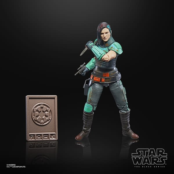 Star Wars The Mandalorian Black Series Credit Collection Revealed