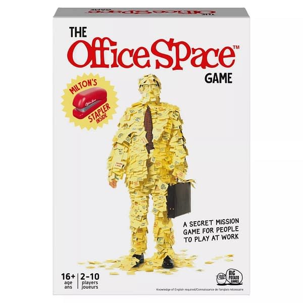 Excuse me, have you seen my stapler in The Office Space Game? Courtesy of Big Potato.