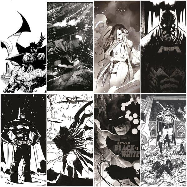 Confirmed: Batman Black & White Returns in December