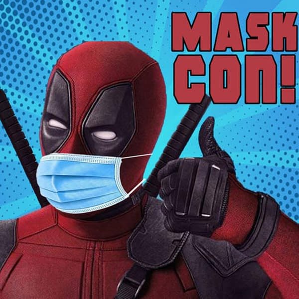 Lexington, North Carolina Presents - Mask-Con