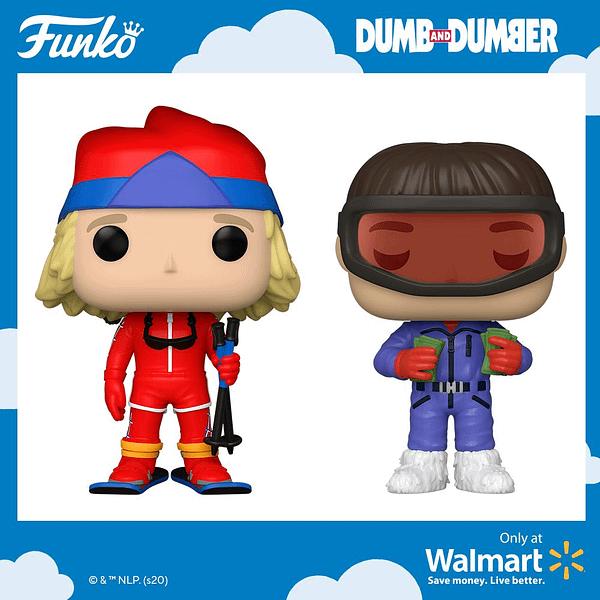 All of the Walmart Con Funko Pop Reveals