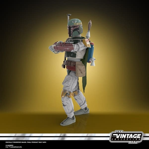 Boba Fett is Back in Action with New Star Wars Vintage Hasbro Reveal