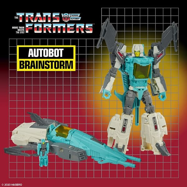 Hasbro Unveils New Retro Transformers Generations Figures