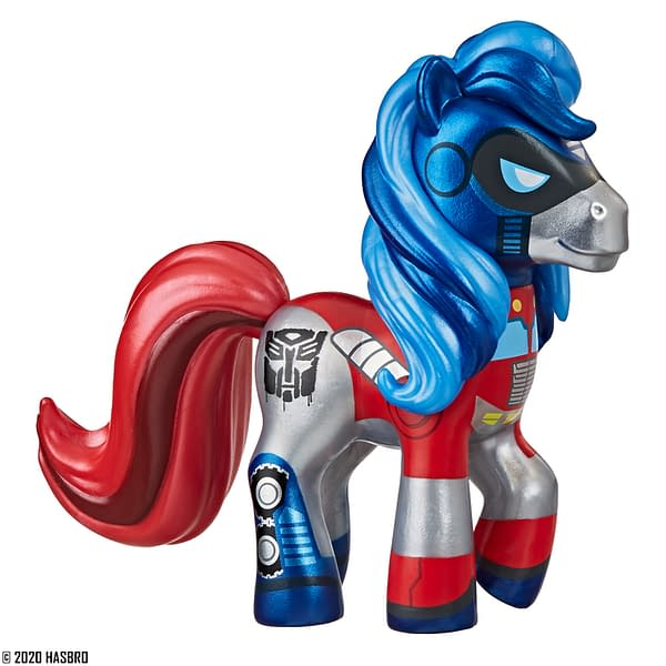 My Little Pony and Transformers Mash-Up Revealed by Hasbro