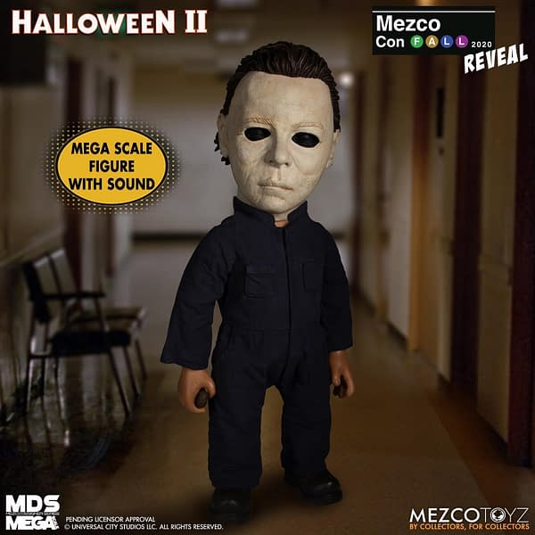 Mezco Con 2020 Fall Edition Day 1 Reveals Are Perfect for Horror Fans
