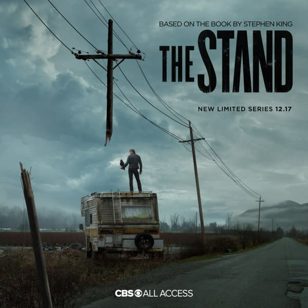 A look at The Stand (Screencap Image: CBS All Access)