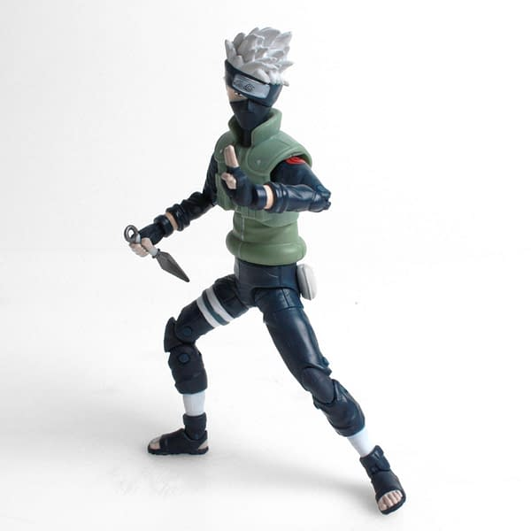 The Loyal Subjects Introduce New Line of Action Figure Called BST AXN