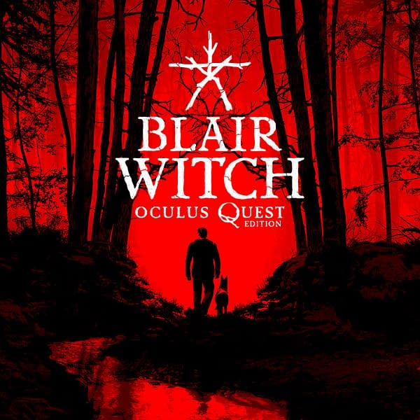 Because you know what your heart needed? An in-person visit with the witch. Courtesy of Bloober Team.