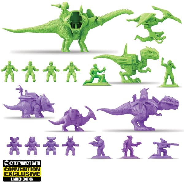 Dino-Riders are Back from Mattel as a EE Exclusive