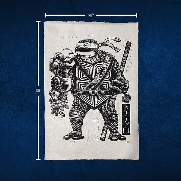 Donatello Print