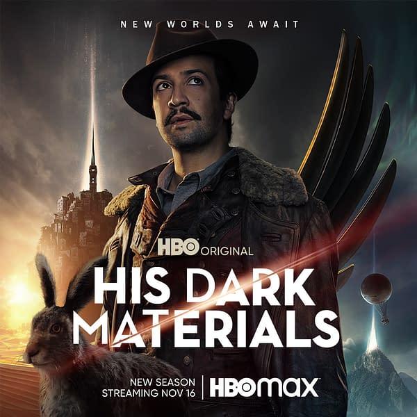 His Dark Materials: New Worlds Await Lyra Starting This November