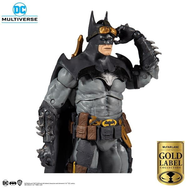 Batman Designed by Todd McFarlane Exclusive to Walmart Goes Live